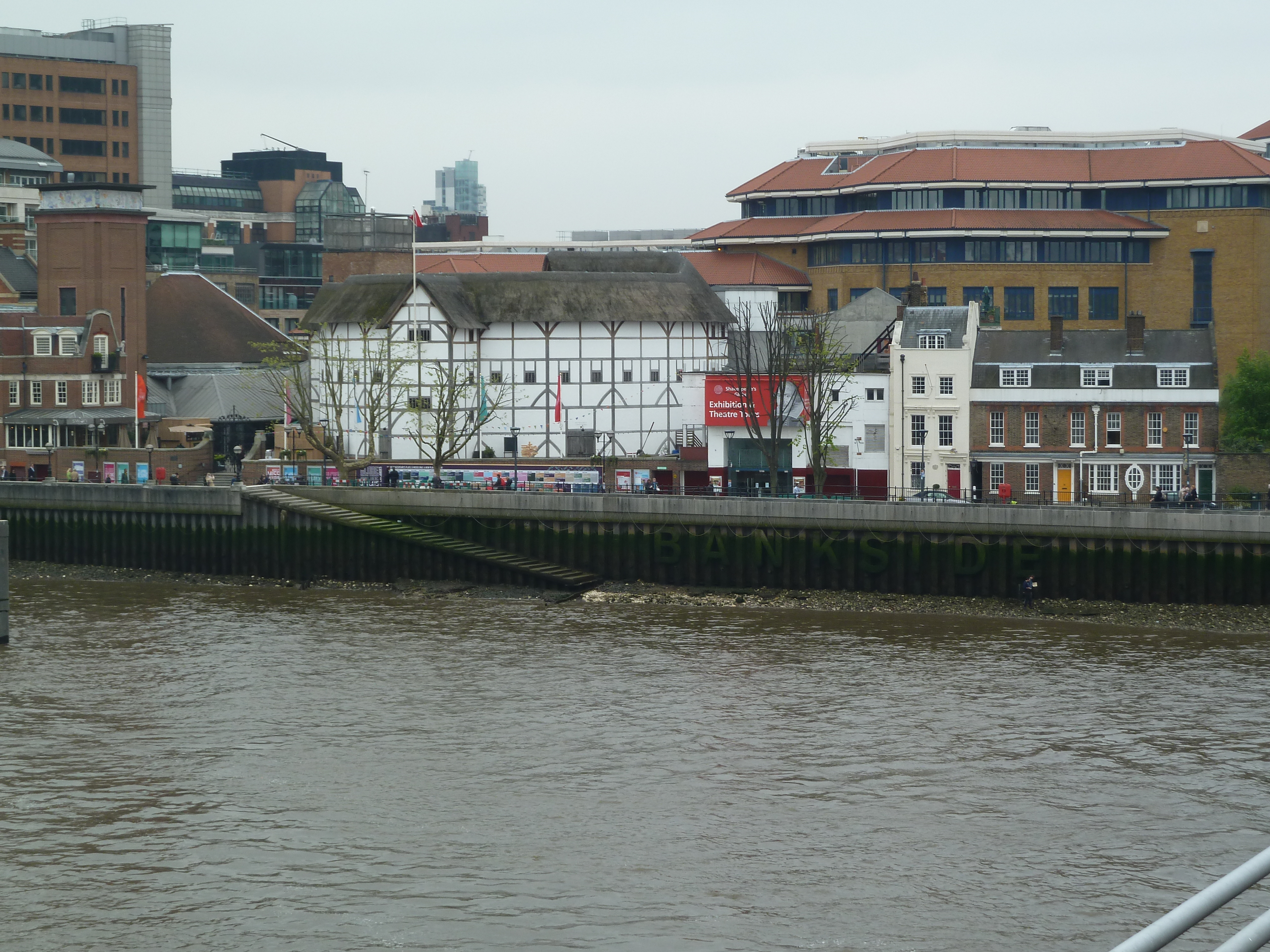 The Globe, Theater, London, England