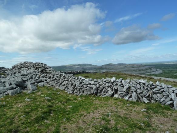 A beautiful stone fence