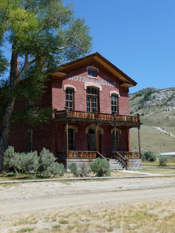 Hotel Meade at Bannack